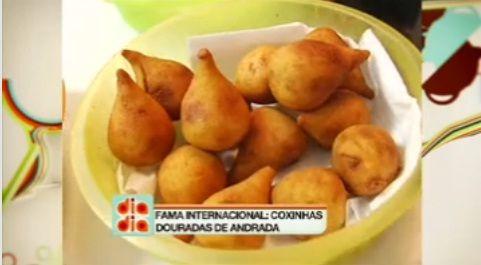 Coxinhas de Andrada