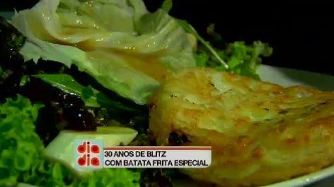 Blitz comemora 30 anos com Batata Frita especial