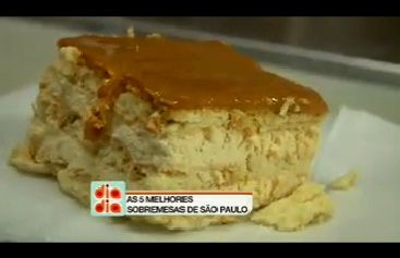 Blogueira mostra as melhores sobremesas de São Paulo