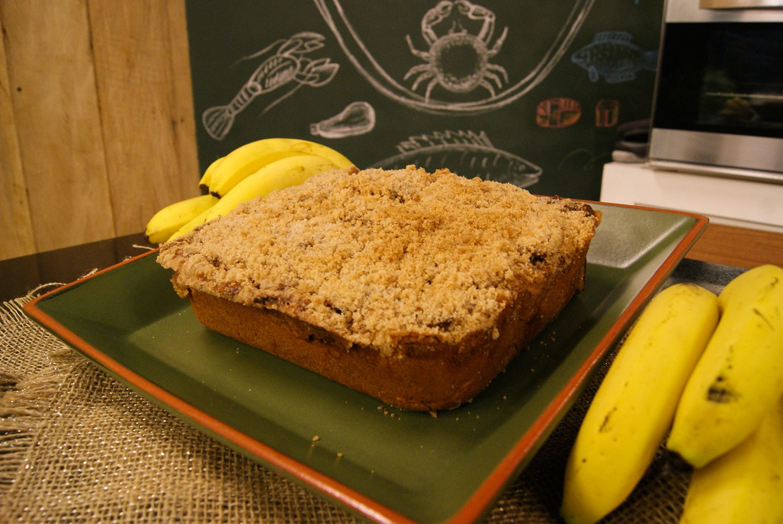 Cuca de Banana