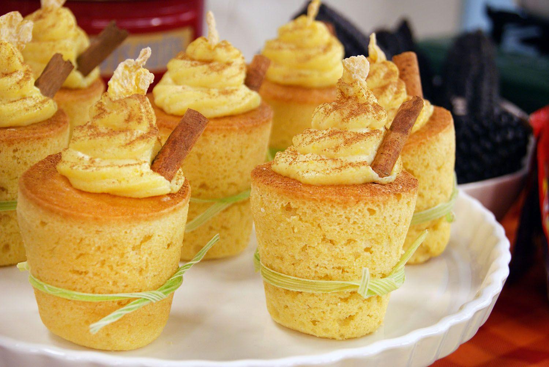 Cupcake de Milho Verde