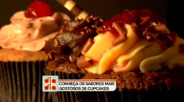 Top 5 dos Cupcakes
