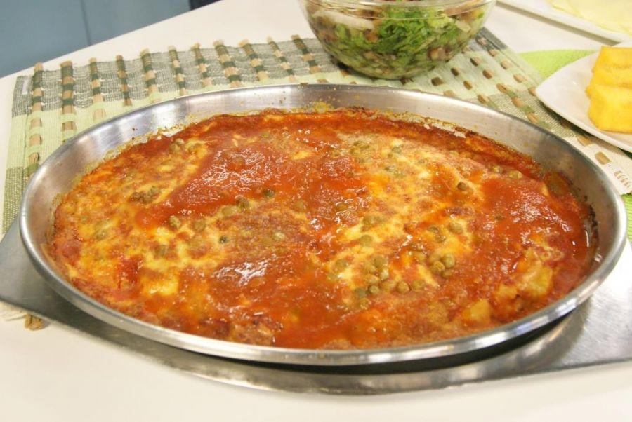 Filet Mignon a Parmegiana