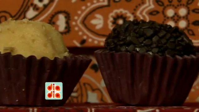 Confira os cinco sabores mais gostosos de brigadeiro
