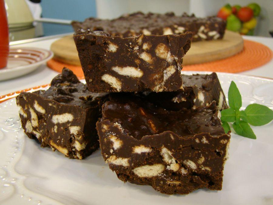 Torrone de Chocolate