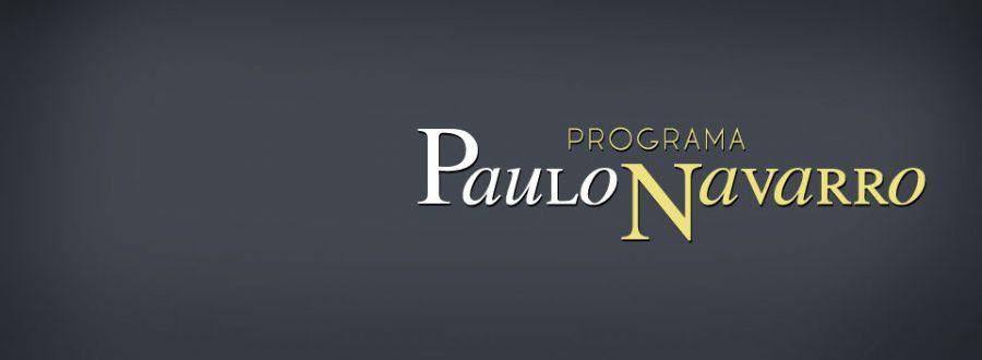 Programa Paulo Navarro