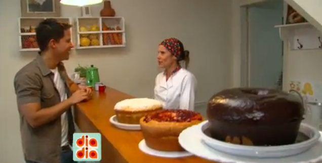 Chefe abre casa especializada em bolos com receitas de vovó