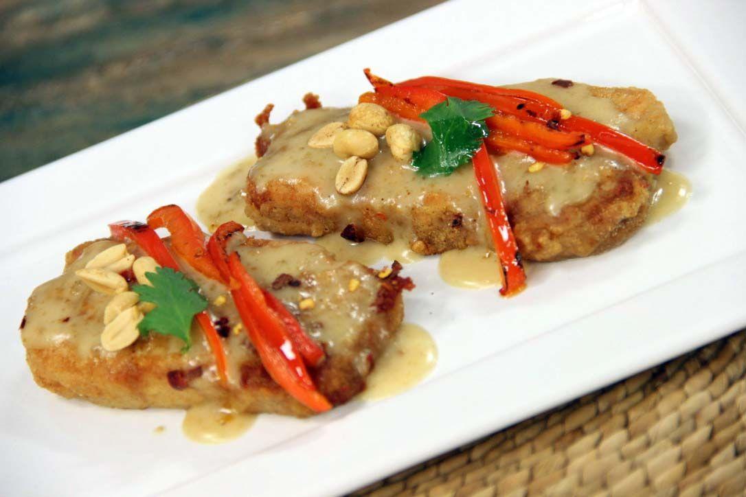 Carne de Porco à Moda Tailandesa
