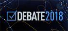 Eleições 2018 - Debate