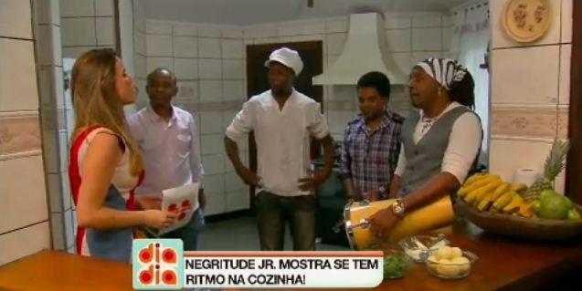Negritude Jr. prepara um prato especial no Papo de Cozinha