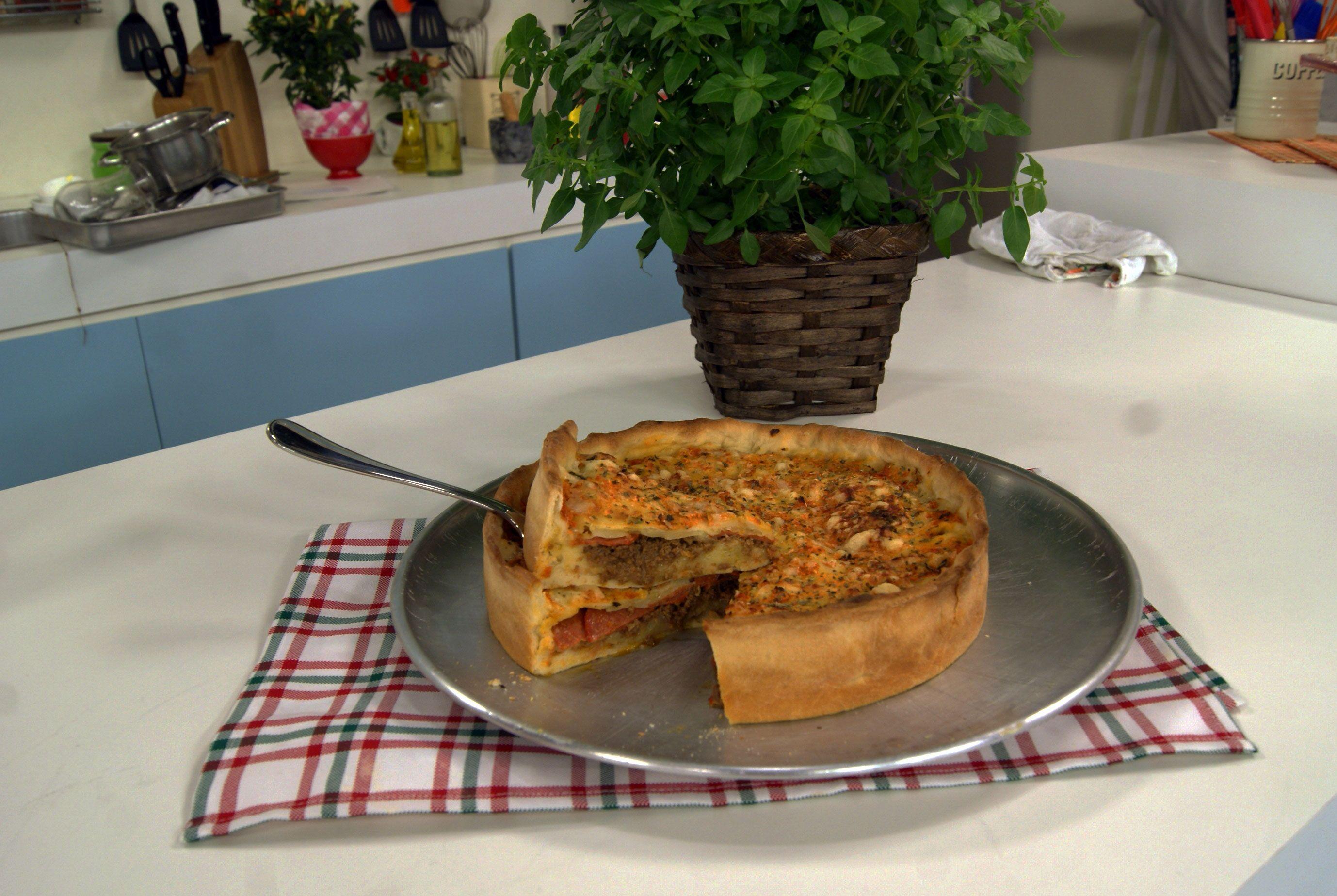 Pizza Estufada Barletta