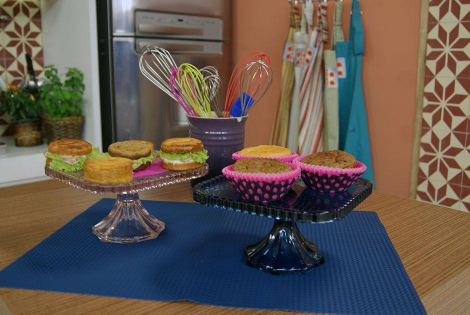 Cupcake de Batata Doce