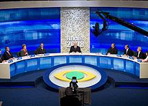 Canal Livre discute o desempenho dos candidatos no debate CNT_EXT_108599