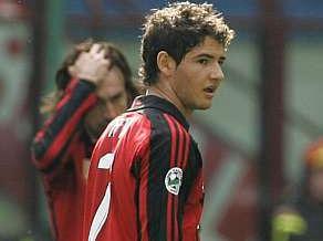 Alexandre Pato é um dos destaques da competição / Antonio Calanni/AP