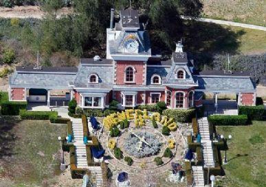 Família de Michael Jackson quer transformar Neverland em parque temático / Foto: Divulgação