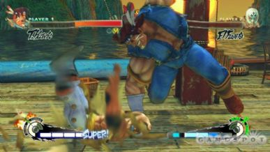 Índio T. Hawk é personagem novo confirmado em Super Street Fighter IV