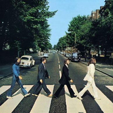 Capa do Abbey Road é uma das mais famosas do mundo
