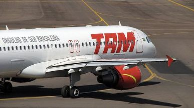 TAM responde por 43,93% do mercado nacional