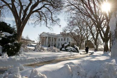 Repartições administrativas da capital americana permanecem fechadas