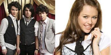 Miley Cyrus e Jonas Brothers vão apresentar o Grammy