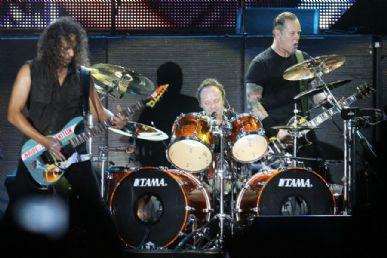 Metallica toca em Porto Alegre