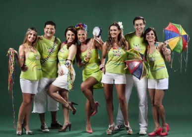 Time do Band Folia vai apresentar mais de 60 horas de Carnaval