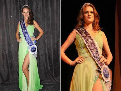Próximo passo de Priscila Marinho é disputar a faixa de Miss do Estado