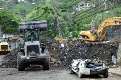 Deslizamento no Morro do Bumba, em Niterói, foi o que mais registrou mortes no RJ