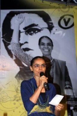 Marina Silva participaria de encontro com presidente colombiano no próximo dia 20