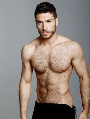Valerio Pino, suposto namorado de Ricky Martin