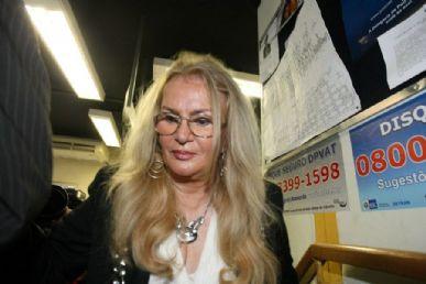 A procuradora Vera Lúcia de Sant´Anna Gomes chegou a ser agredida na saída da delegacia