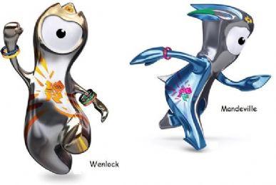 Mascotes participarão de desenhos animados e terão seus próprios perfis em redes sociais