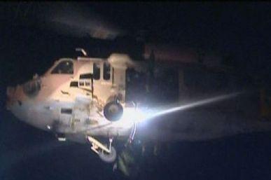 Câmeras flagraram o momento em que helicóptero israelense iniciou o ataque