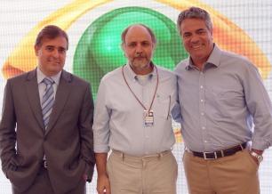 Marcelo Mainardi, Hélio Vargas e Marcelo Meira