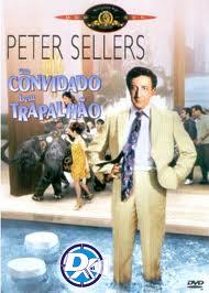 O ator Peter Sellers protagoniza o filme