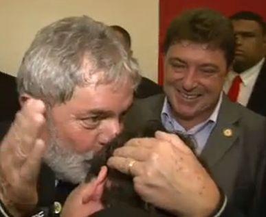 Rafael Cortez CQC Lula