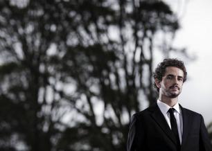 Felipe Andreoli na cola dos fashionistas