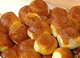 Pão de Leite (bisnaguinhas)
