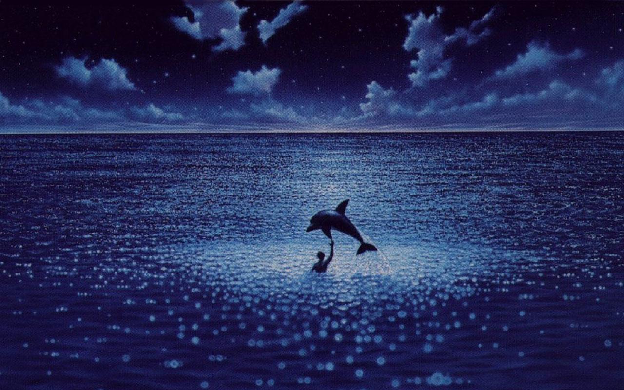 O filme Imensidão Azul conta a história de uma dupla de mergulhadores, nesta quinta