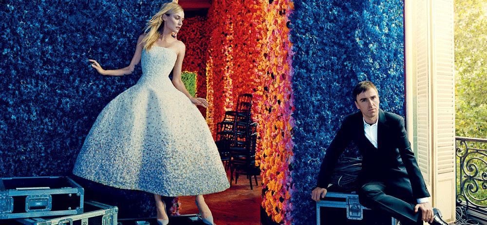Documentário mostra bastidores de um desfile da grife Dior, nesta terça