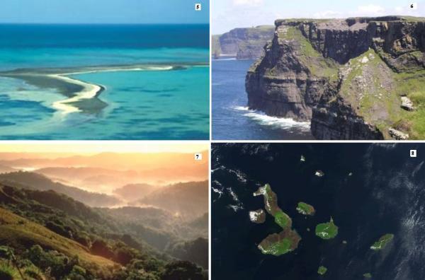 28 finalistas ao título das Sete Novas Maravilhas da Natureza