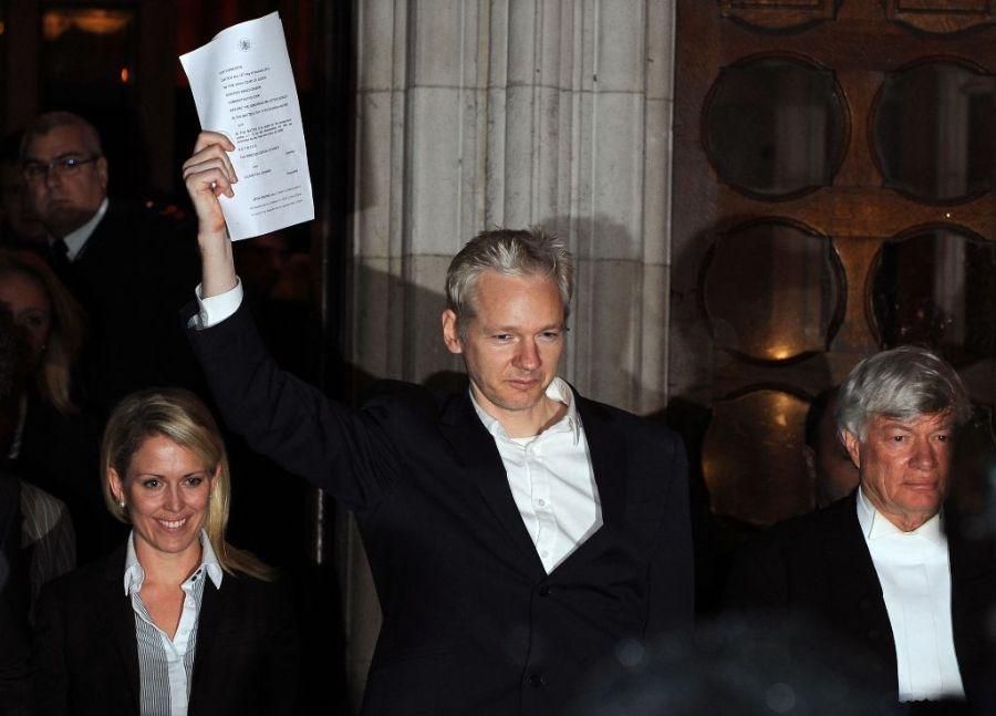 Assange recebe mais uma boa notícia em sua luta para manter o WikiLeaks