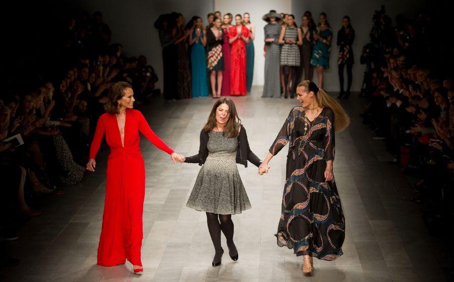 Estilista Brasileira Daniella Helayel Faz Sucesso Na Fashion Week De Londres Noticias Noticias Band Com Br