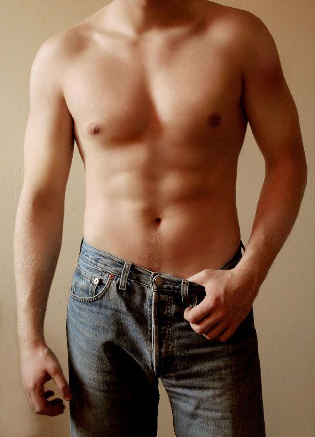 d1b90c129 Calças apertadas podem causar problemas para os homens (Foto  Reprodução   Stock Hu)