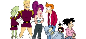 Futurama / Seg - Sex