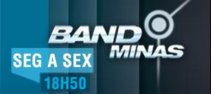 Jornal Band Minas - Seg. a Sexta 18h50