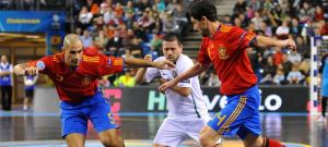 Copa do Mundo de Futsal / Terça