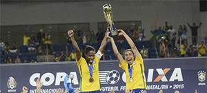 Copa Caixa de Futebol Feminino / Quarta
