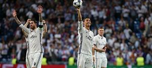 Liga dos Campeões da UEFA / Terça