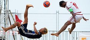Copa do Mundo de Beach Soccer / Terça